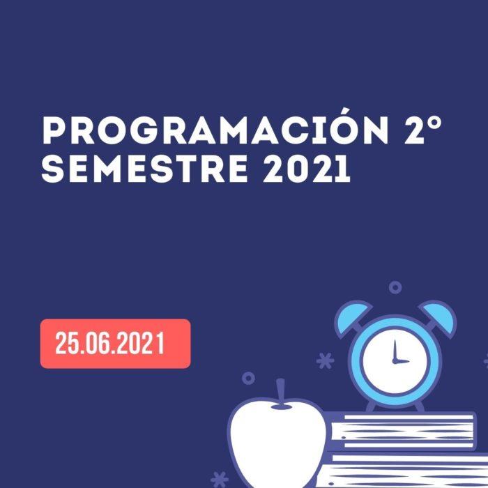 Programación 2sem 2021