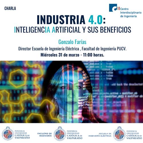 Charla inteligencia artificial