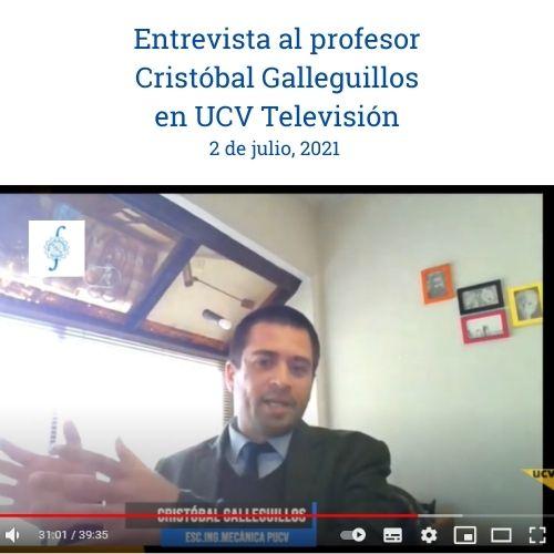 UCVTV Galleguillos 2021